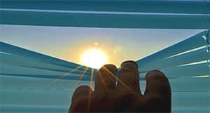 Sonnenschutz - Jalousien